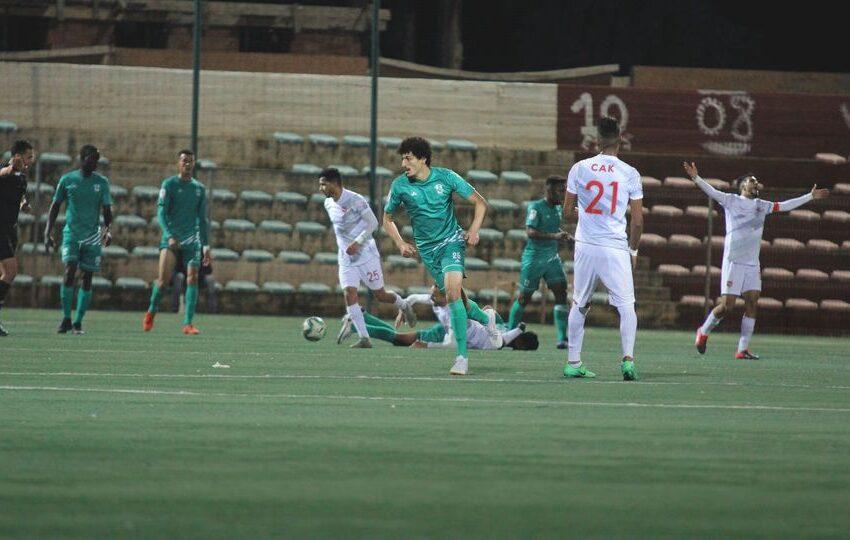 الدوري الإحترافي 2 : الكاك يعود بفوز ثمين من قلب ملعب الراك