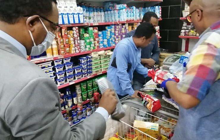 مراكش .. حجز وإتلاف أزيد من طنين من المواد الغذائية غير الصالحة للإستهلاك