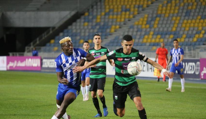 الدوري الإحترافي 1 : إتحاد طنجة يهزم يوسفية برشيد ويصعد إلى المركز الثالث