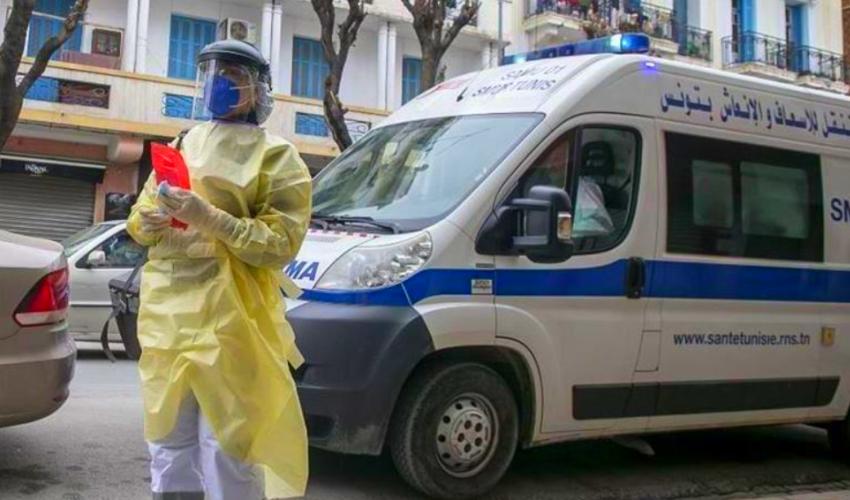رصد السلالة الجنوب إفريقية لفيروس كورونا لأول مرة بتونس