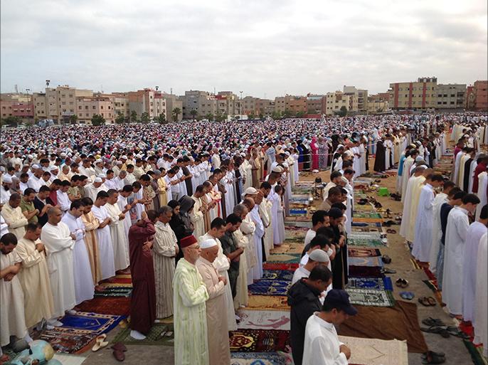 وزارة الأوقاف تقرر عدم إقامة صلاة عيد الفطر بسبب جائحة كورونا